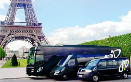 Don't battle for a taxi at the airport - Ease your ground transportation to Paris city center, Disneyland, Orly or Roissy De Gaulle